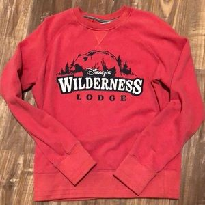 Disney's Wilderness Lodge sweatshirt